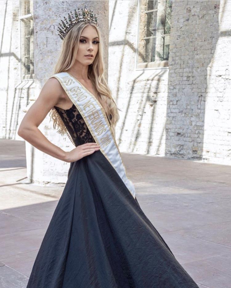 Miss Grand Netherlands 2019